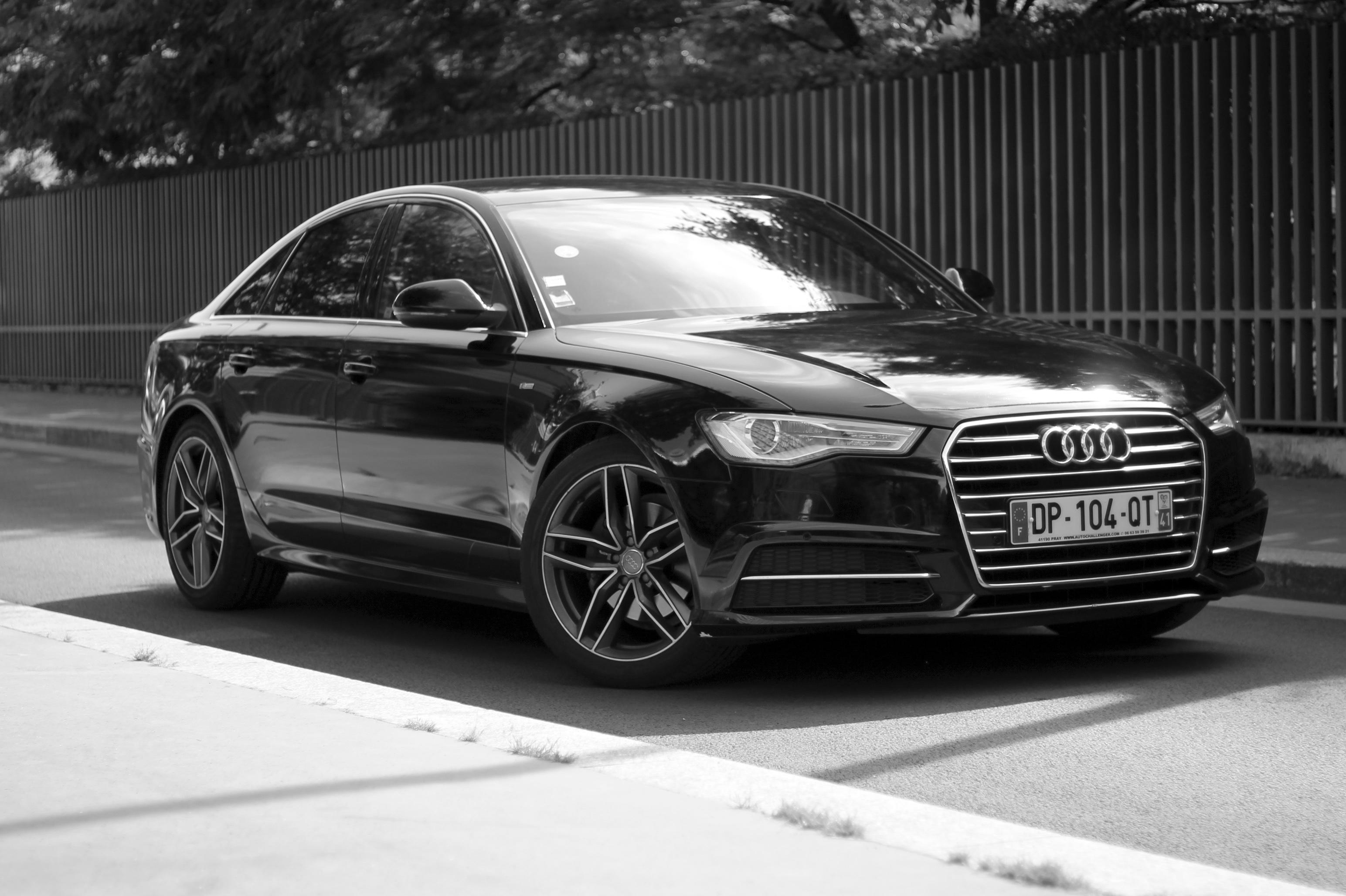 Audi SLine HD 1 n&b