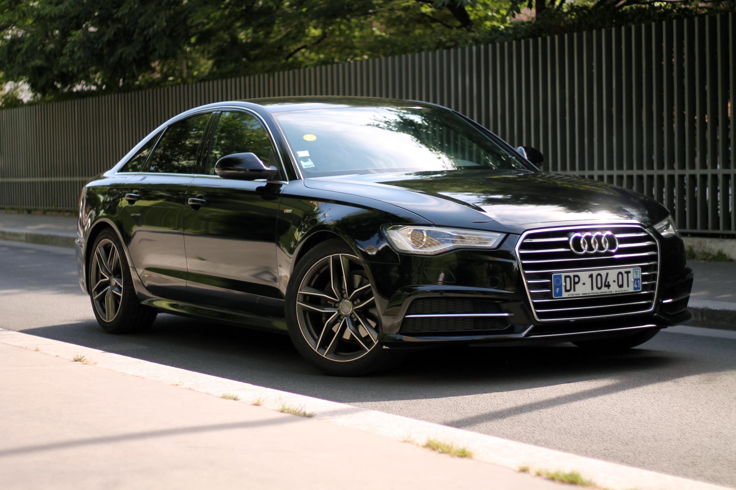 Audi SLine HD 1